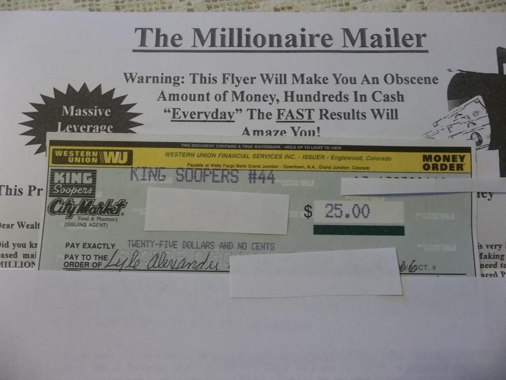 Millionaire Mailer Works